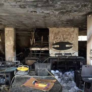 Yangın sonrası fabrika temizliği şirketleri