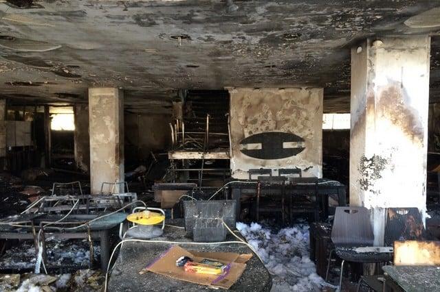 Yangın sonrası fabrika temizlik şirketleri, Yanmış fabrika temizlikleri nasıl yapılır? Yangından sonra fabrika temizleme şirketi, Yanan fabrikada temizlik işlemleri