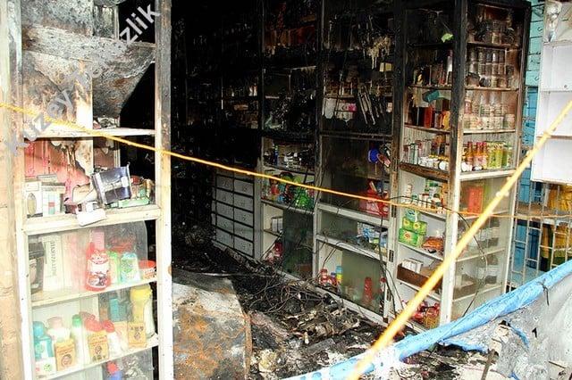yangın sonrası mağaza temizliği - Yanmış mağaza temizlik şirketi, yanan mağaza temizleme firması, yangın sonrası mağaza temizliği, mağazamızda yangın çıktı ne yapmalıyız ara bul - en yakın