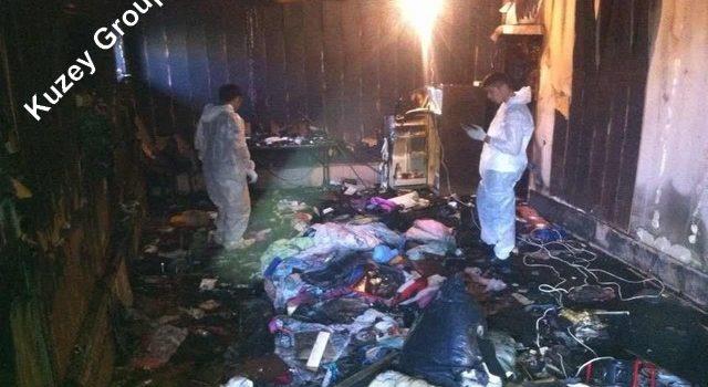 Yangın sonrası temizlik şirketi, yanmış ev temizliği şirketi, İstanbul yangın temizlik firmaları